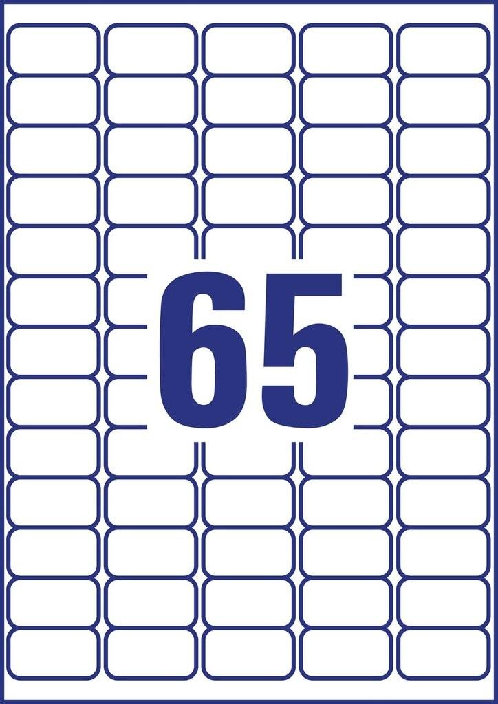 Address Labels J8651 25 Avery